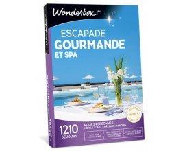 "Burolike: 4 coffrets Wonderbox ""Escapade gourmande et spa"" à gagner"