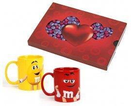 My M&M's: Le coffret Amour My M&M's et ses deux mugs à gagner