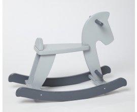 Cyrillus: Cheval à bascule gris à 32,50€ au lieu de 65€