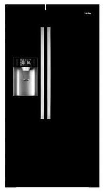 Réfrigérateur Américain Noir Haier Hr550ab à 59999 At Cdiscount