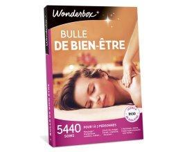 """Françoise Saget: 1 coffret Wonderbox  """"Bulle de bien-être"""" à gagner"""
