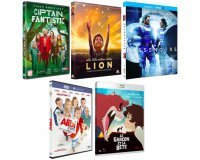 Amazon: 30€ de réduction dès 60€ d'achat sur une sélection de films et séries en DVD et Blu-ray
