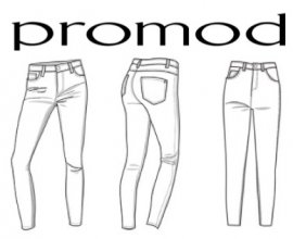 Promod: 50% de remise sur le 2e jeans acheté