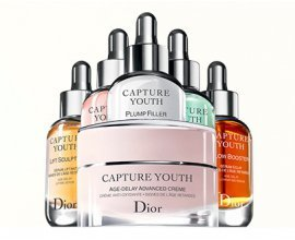 Sephora: 1 échantillon Dior mini protocole jeunesse anti-oxydant Capture Youth offert gratuitement