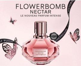 Origines Parfums: 10 Eaux de Parfum Flowerbomb Nectar 30ml de Viktor & Rolf à gagner