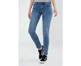 Uncle Jeans: Jeans Cheap Monday Tight Slim Bleu Femme à 24,98€ au lieu de 49,95€