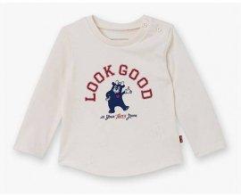 Levi's: Baby Girls Tee-shirt Loky à 15€ au lieu de 25€