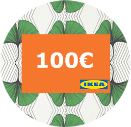 100 s jours belambra et 300 bons d 39 achat ikea ikea. Black Bedroom Furniture Sets. Home Design Ideas