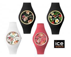 Montre Ice Watch A Fleur Vinny Oleo Vegetal Info
