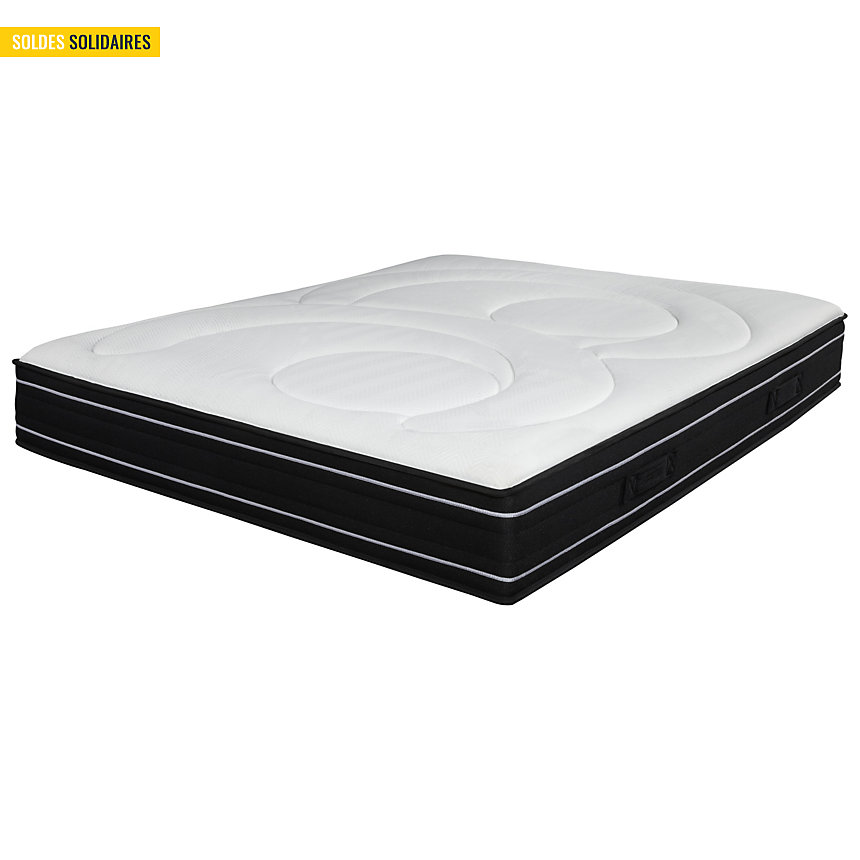 matelas elixir confortissimo 27cm 599 au lieu de 1199 camif. Black Bedroom Furniture Sets. Home Design Ideas