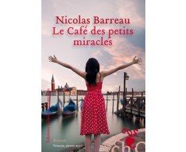 Femme Actuelle: 20 romans Le Café des petits miracles à gagner