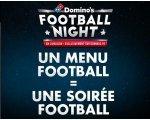 Domino's Pizza: 1 Menu Foot acheté = 1 Pass Foot beIN SPORTS CONNECT offert