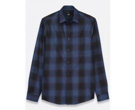 Brice: Chemise à carreaux en flanelle à -70%