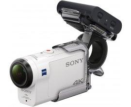 Amazon: Sony FDR-X3000R + AKA-FGP1 Camera d'action ultra-stabilisée  en solde dès EUR 439