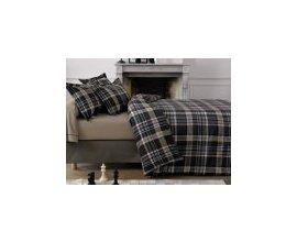 Linvosges: Linge de lit fantaisie zebra noir à 30€ au lieu de 75€