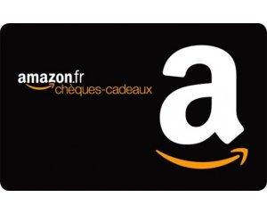 Amazon: 6€ offerts pour l'achat de 50€ de chèques-cadeaux