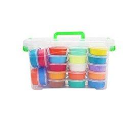 GearBest:  Super Light Clay 36 couleurs non toxique Plasticine Space Mud Souptoys à 19,99€ au lieu de 22, 96€