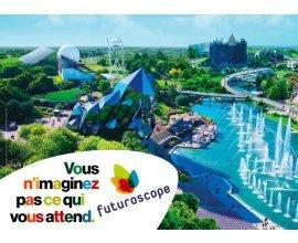 Groupon: Entrées au Futuroscope à 27,75€ pour les enfant et 33,75€ pour les adulte