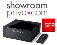Showroomprive: Box SFR Starter ADSL Internet + TV + Tel à 2,99€/mois (7,99€ pour la fibre) pendant 1 an