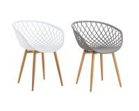 Groupon: Lot de 1, 2, 4 ou 6 chaises scandinaves MARGO à 52,90€ au lieu de 69,90€