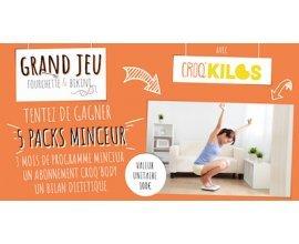 Fourchette & Bikini: 5 Packs minceur d'une valeur unitaire de 100€ à gagner