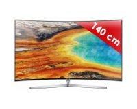 """Villatech: TV LED 55"""" Samsung UE55MU9005 4K Premium incurvé à 1028€ au lieu de 1328€ (300€ via ODR)"""