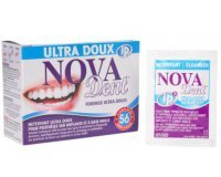 Novadent: Echantillon gratuit nettoyant Ultra Doux NOVADENT pour prothèses dentaires
