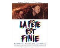"""Premiere: Des places pour le film """"La fête est finie"""" à gagner"""
