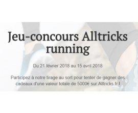 Alltricks: 30 paires de chaussures Hoka et 200 chèques cadeaux de 10€ à gagner