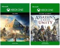 CDKeys: Assassin's Creed Origins et Assassin's Creed Unity sur Xbox One en version dématérialisée à 23,37€