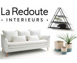 La Redoute: 40€ de réduction tous les 100€ d'achat sur une sélection meubles et déco