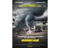 """W9: 15 lots de 2 places de cinéma pour le film """"Hurricane"""" à gagner"""