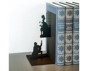 """Maginéa: Serre-Livres """"Roméo & Juliet"""" Noir à 5,47€ au lieu de 9,95€"""