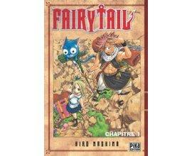 Google Play Store: [Livre numérique] Fairy Tail Chapitre 1 par Hiro Mashima