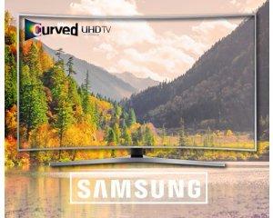 Conso Enquête: 1 télévision incurvée Samsung à gagner