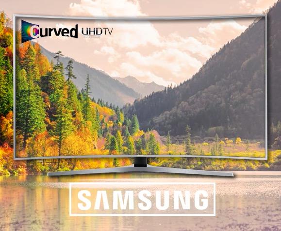 Code promo Conso Enquête : 1 télévision incurvée Samsung à gagner