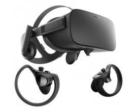 Cdiscount: OCULUS Casque de réalité virtuelle Rift + 2 manettes Touch à 449€ au lieu de 553,17€