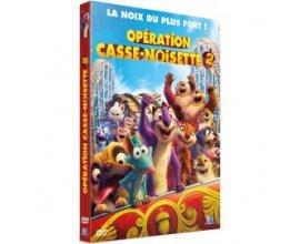 """W9: 15 DVD du dessin animé """"Opération Casse-Noisette 2"""" à gagner"""