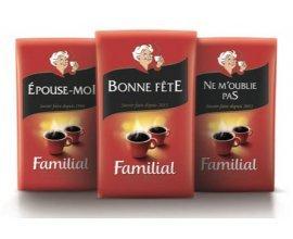 Marie France: 20 paquets de café Grand'Mère personnalisables à gagner