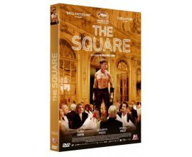 "Allociné: 10 DVD du film ""The square""  à gagner"
