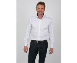 Father & Sons: Chemise slim blanche col à motif à 39,90€ au lieu de 59,90€