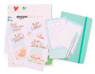 Code promo Amazon : 1 Babybook offert pour les membres Amazon Prime