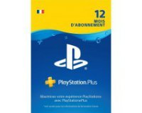 Micromania: Abonnement d'un an au Playstation Plus pour le prix de 44,99€ au lieu de 59,99€