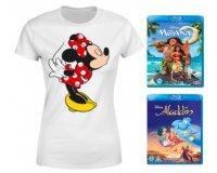 Zavvi: 40% de réduction sur les T-shirts Disney à l'achat de 2 DVD, Blu-ray, Blu-ray 3D ou Steelbooks