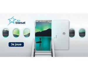 Air Transat: 2 billets d'avion A/R Marseille - Montréal