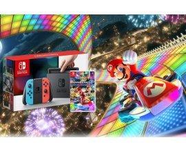 CNEWS Matin: Une Nintendo Switch avec le jeu Mario Kart 8 à gagner