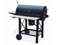 Rue du Commerce: Barbecue charbon de bois Serge- Fumoir à 90,16€ au lieu de 109€
