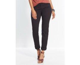 BALSAMIK: [Outlet] - Pantalon droit noir au prix de 17,99€ au lieu de 39,99€