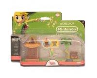 Auchan: Micro playset pack série 3 Zelda Island'Village à 4,99€ au lieu de 14,99€