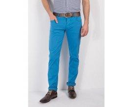 Father & Sons: Pantalon coupe slim bleu à 39,90€ au lieu de 74,90€